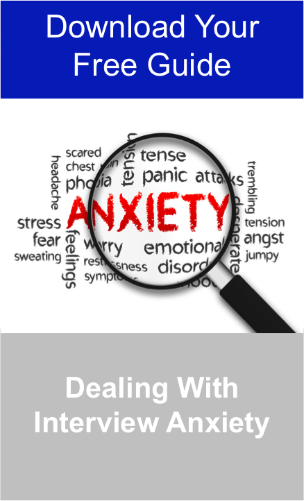 Download Your Free Guide to Find Out How to Deal With Interview Anxiety Jpeg