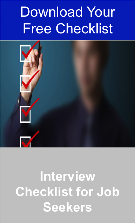 Download Your Free Interview Checklist for Job Seekers Jpeg