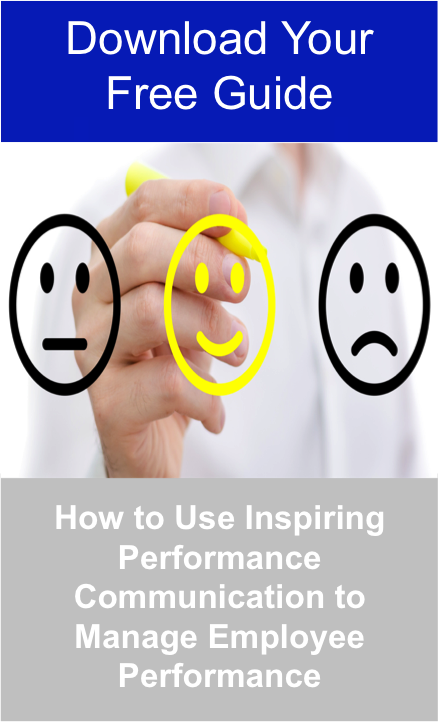 How to Use Inspiring Performance Communication to manage Employee Performance Jpeg