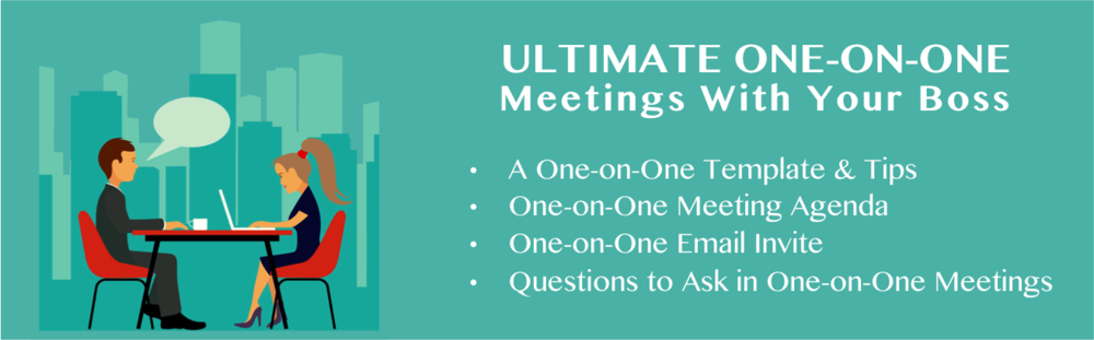The Ultimate Guide to One on One meetings With Your Boss Online Course for Employees Jpeg