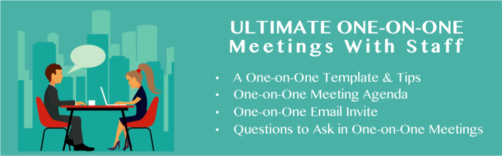 The best one on one meeting agenda manager foundation ultimate ooos bannerg maxwellsz