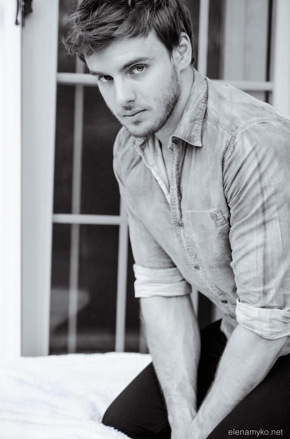 Kirill S., Model