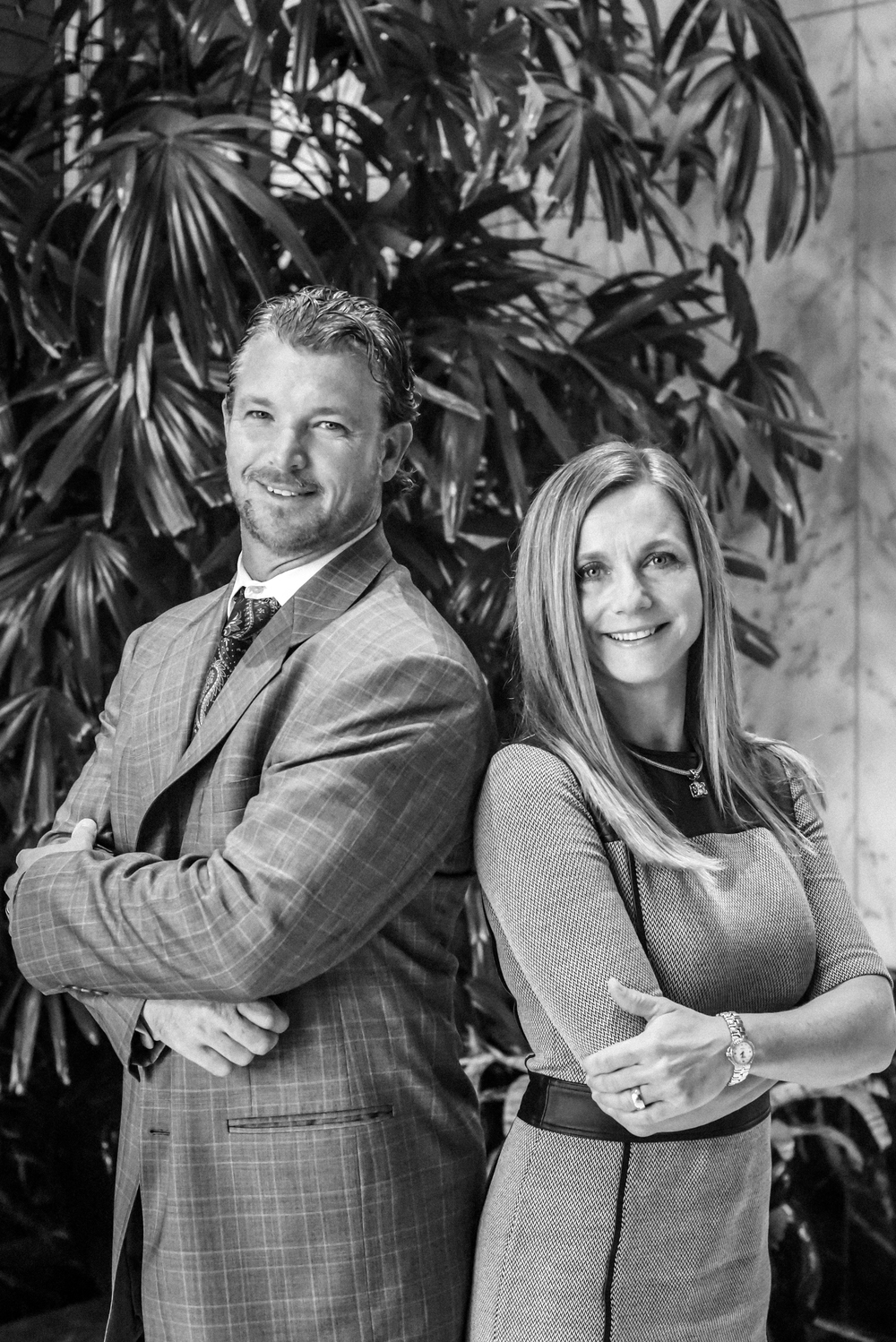 Eric H. & Susan F., Loan Officers