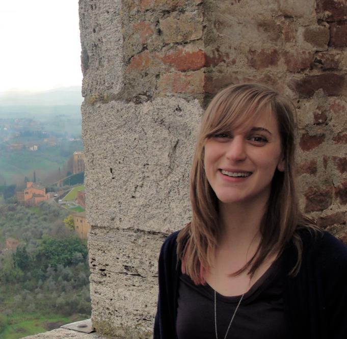 Anna Aspenson, Public Health BA '15
