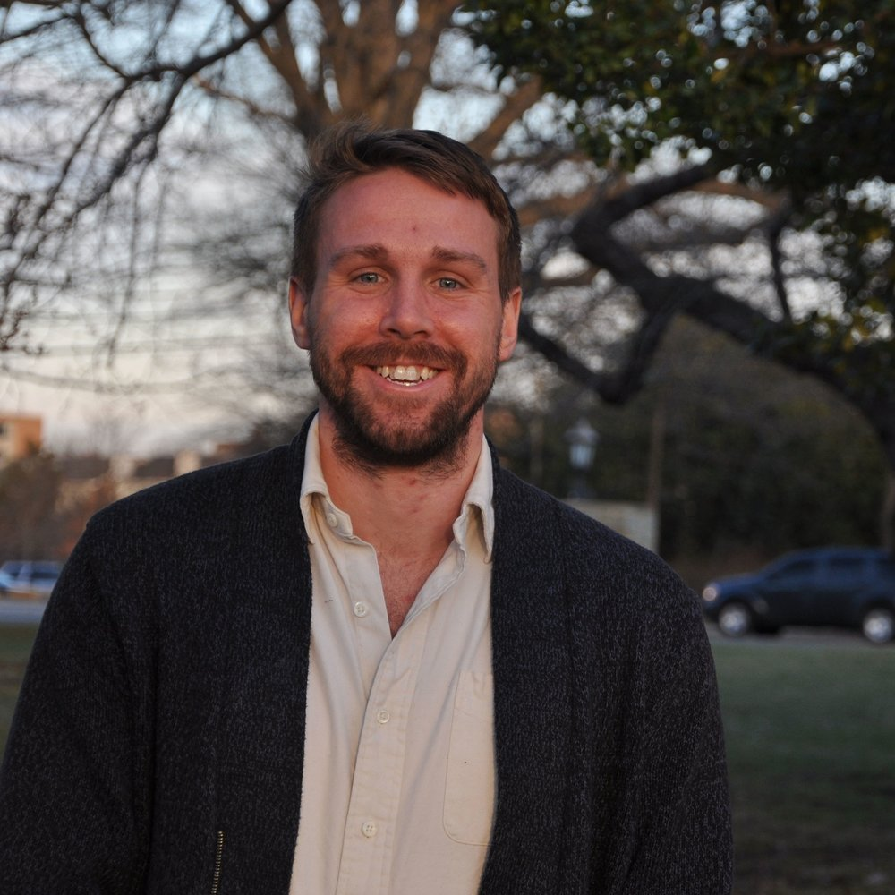 Forrest McGraw, Global Environmental Politics MA '14