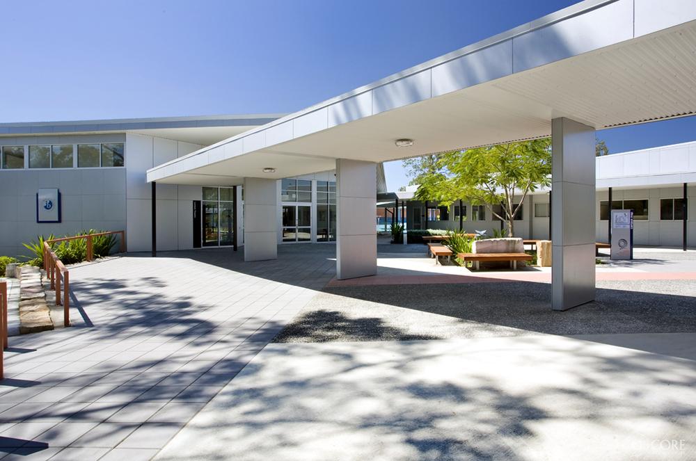 Architecture math au college
