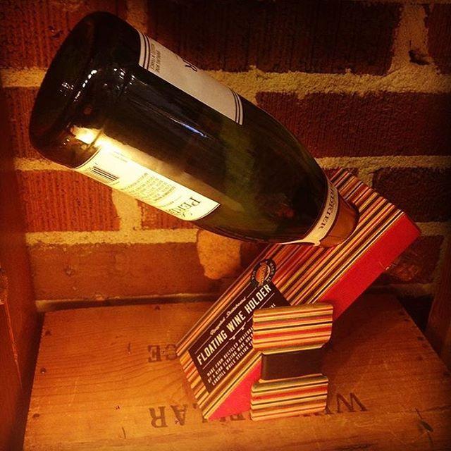 Classic wine holder and minimalist wallet. #recycledskateboards #thankyouskateboarding