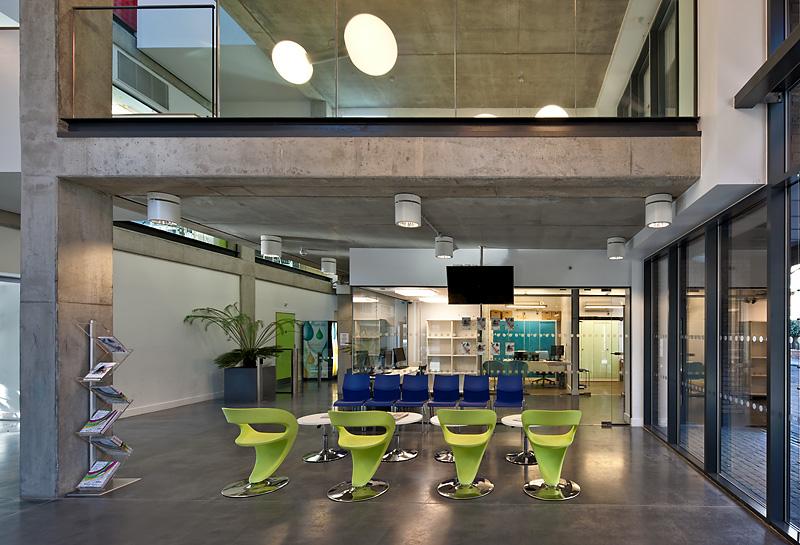 Reception & Foyer