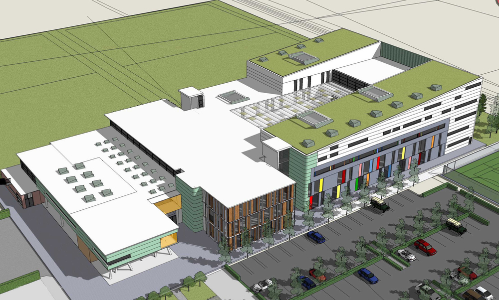 Proposed Worthing College