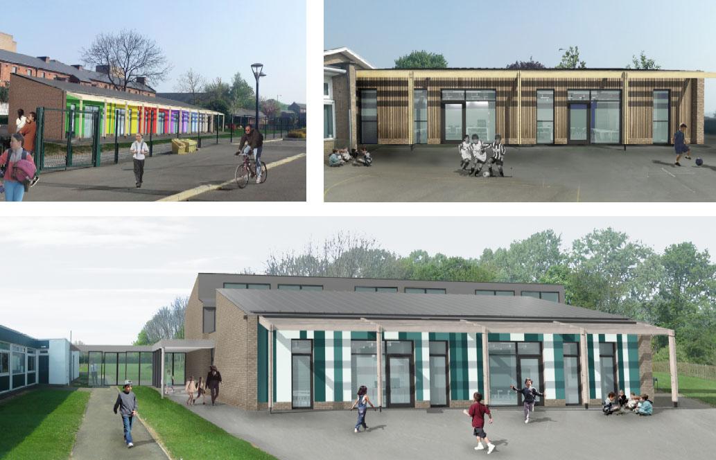 Northamptoshire Primary Schools