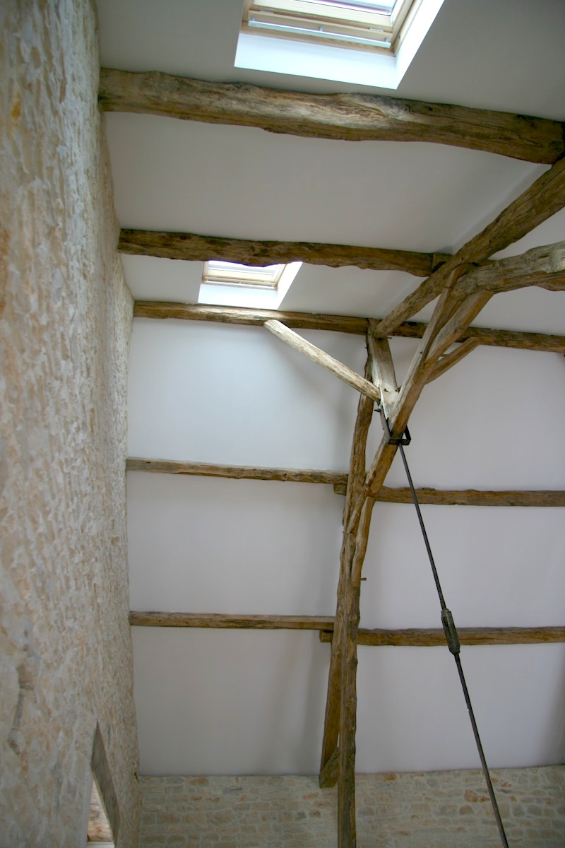 Self-build timber structure