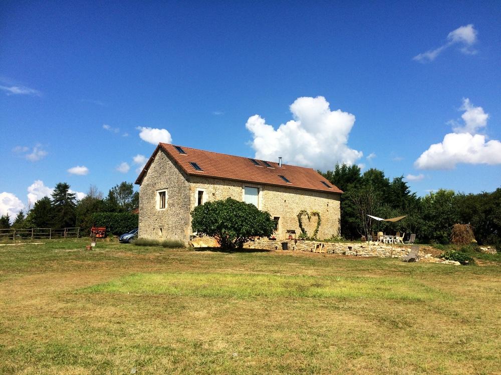 Barn, home, labour of love, wedding venue...