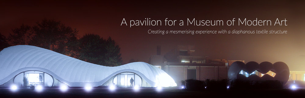 A pavilion for a Museum of Modern Art