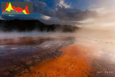 2-Stop Soft GND Filter – Yellowstone National Park, WY (USA)