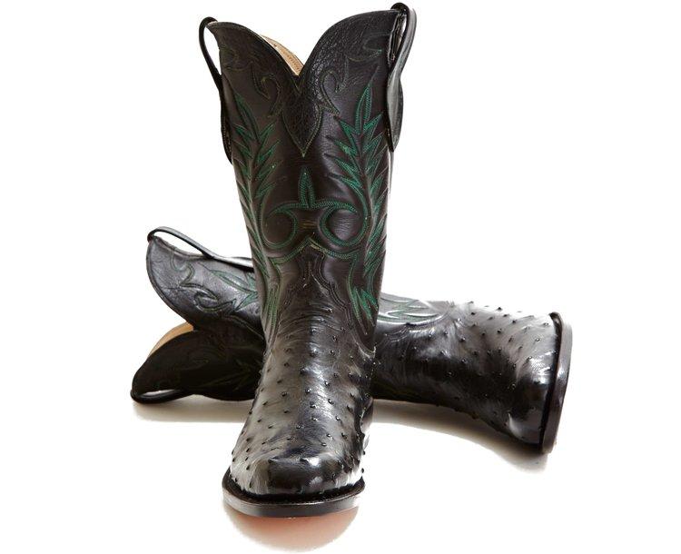 Leverett Boots - Custom, Handmade Cowboy Boots Amarillo Texas
