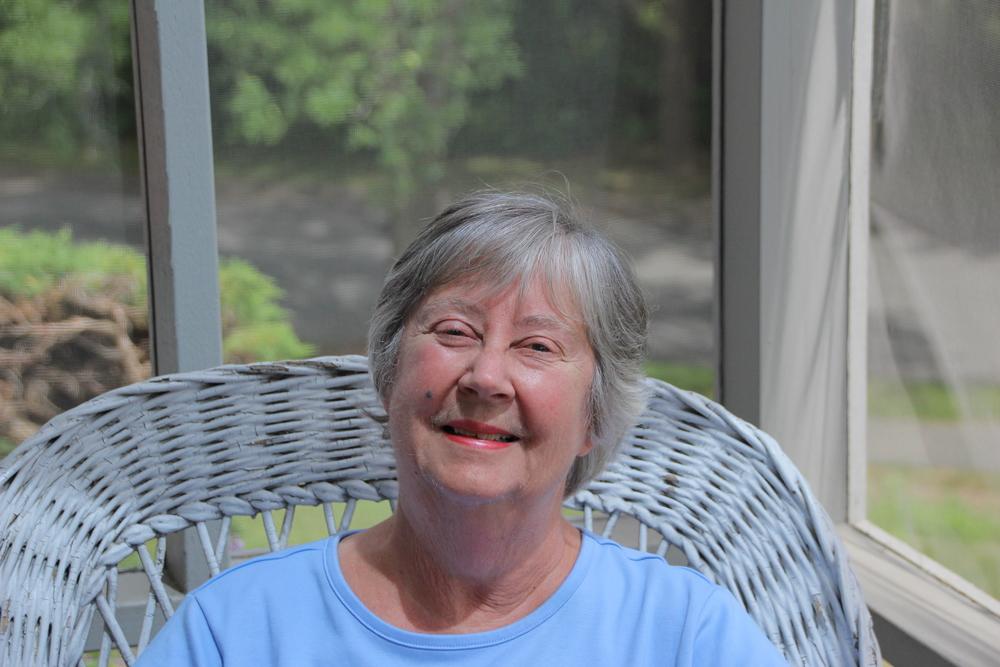 Sherry W. master gardener '86
