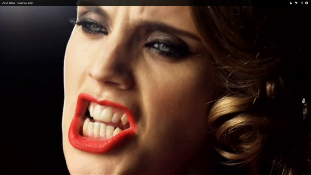 "Anna Calvi shows us how horses say ""I love you."""