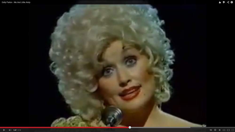 Woah, Dolly. Woah.
