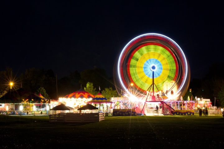 A shot taken at Dows Lake fair. Summer 2012.