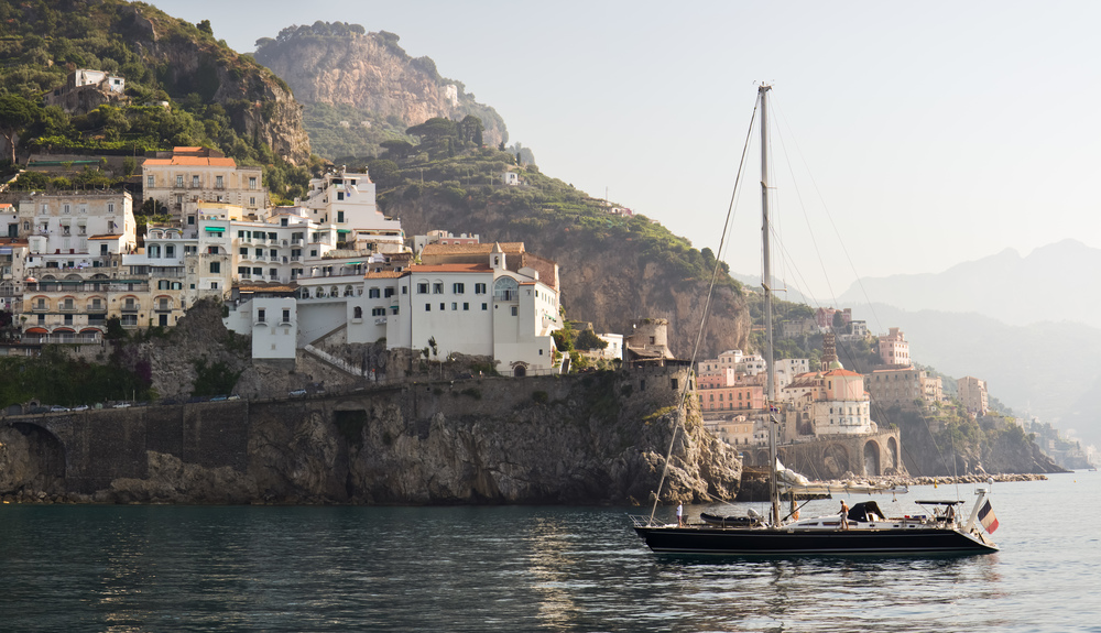 Amalfi Coast Destination Wedding photographer