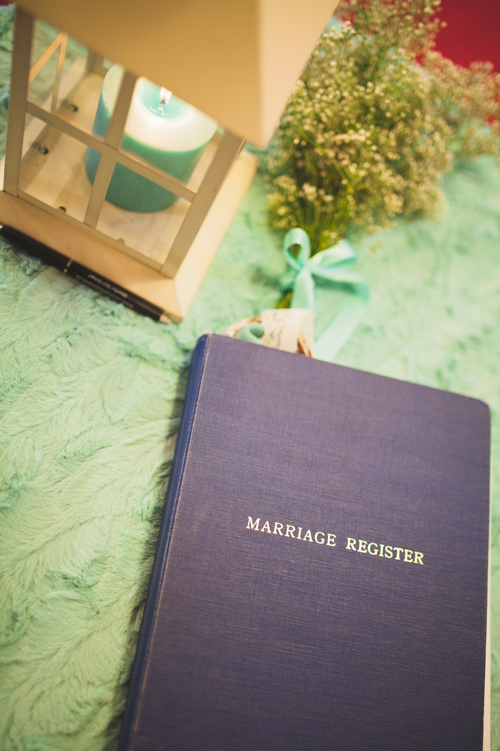 Wedding-Marriage-Register