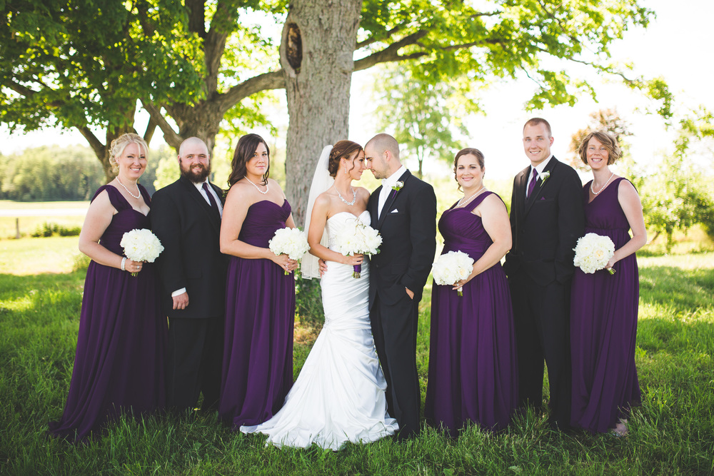 Purple-White-Wedding-Colours