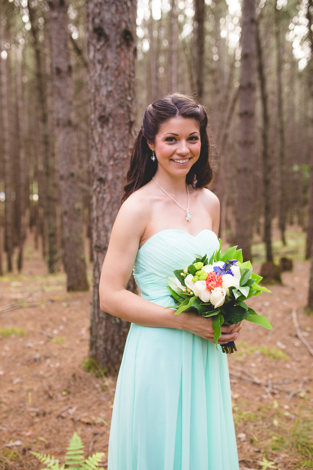 Coral-Mint-Wedding-Colours