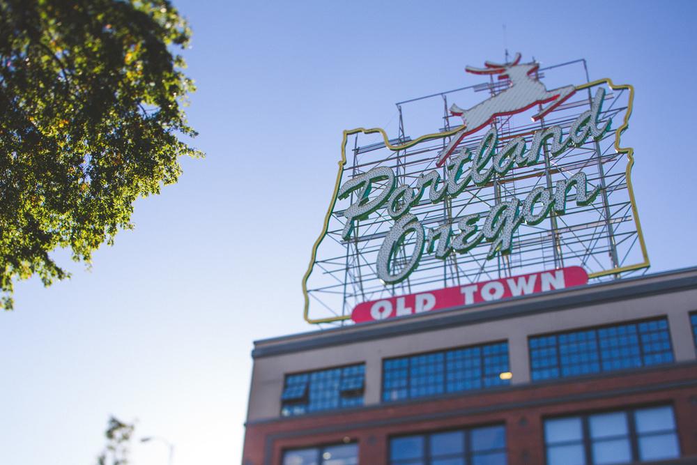 Portland-old-sign