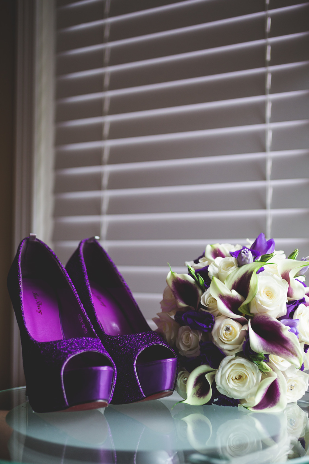 Purple-sparkley-wedding-shoes