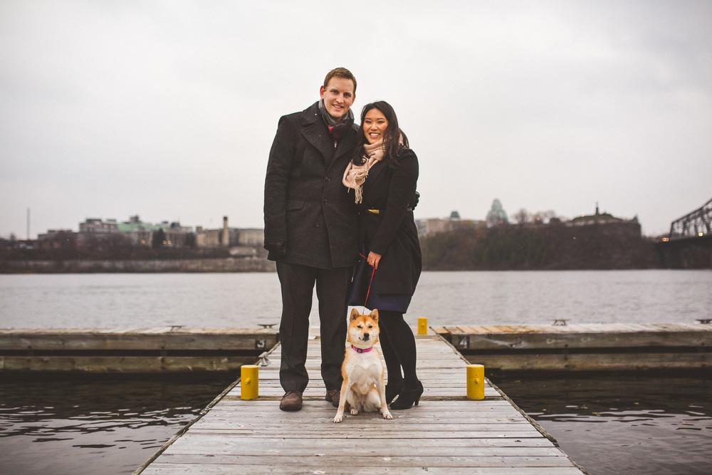 ottawa-engagement-photography-on-dock