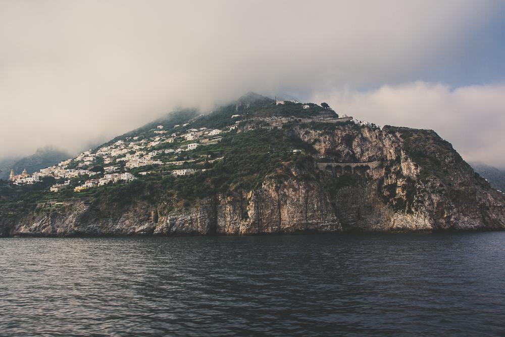 Amalfi-coast-Italy-Ferry