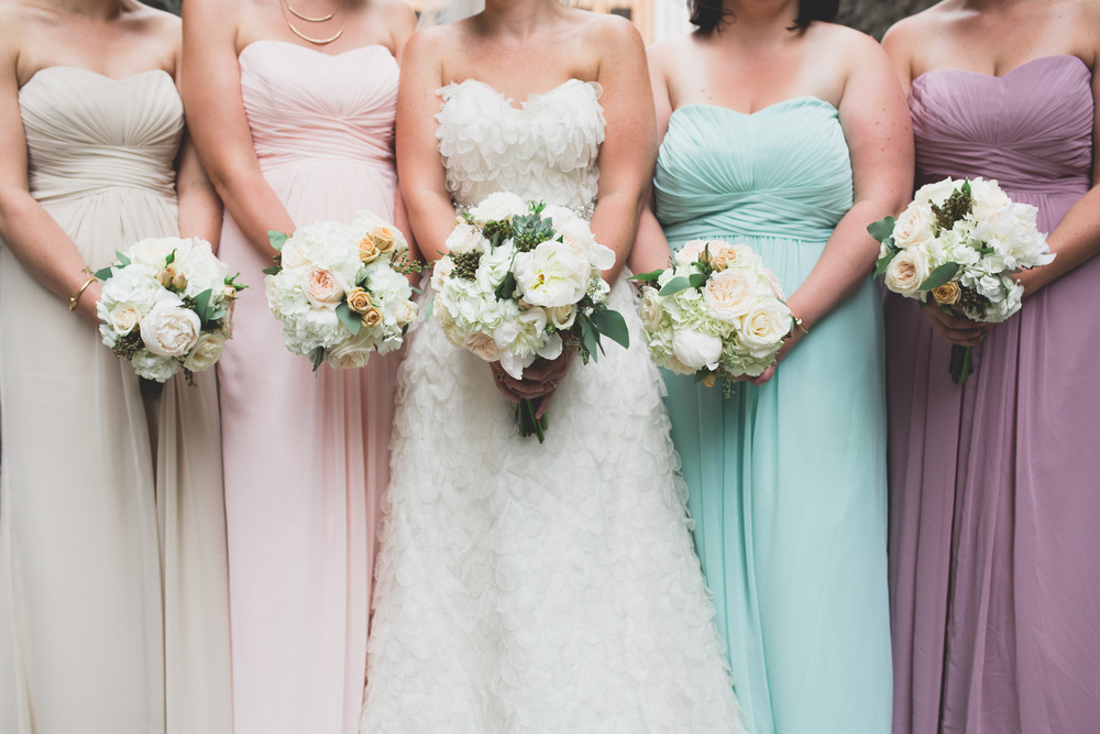 Jonathan kuhn photography for Different colored wedding dresses