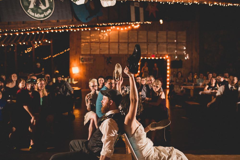 Ottawa wedding photographer, dark venue
