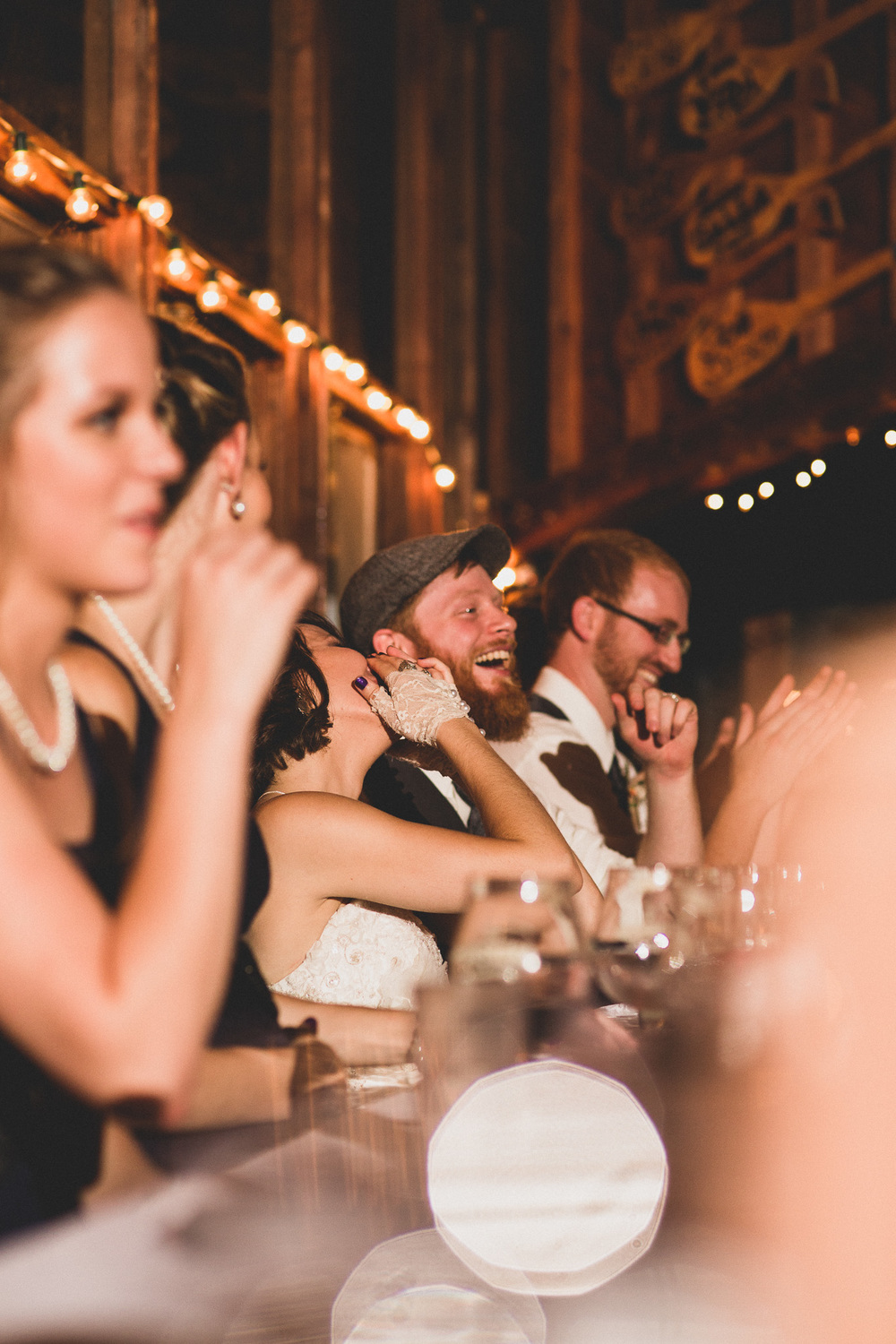 Candid, natural, emotional wedding photography