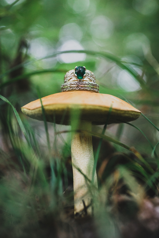 Unique Outdoor Ring Photos