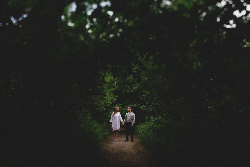 alternative style engagement photography ottawa