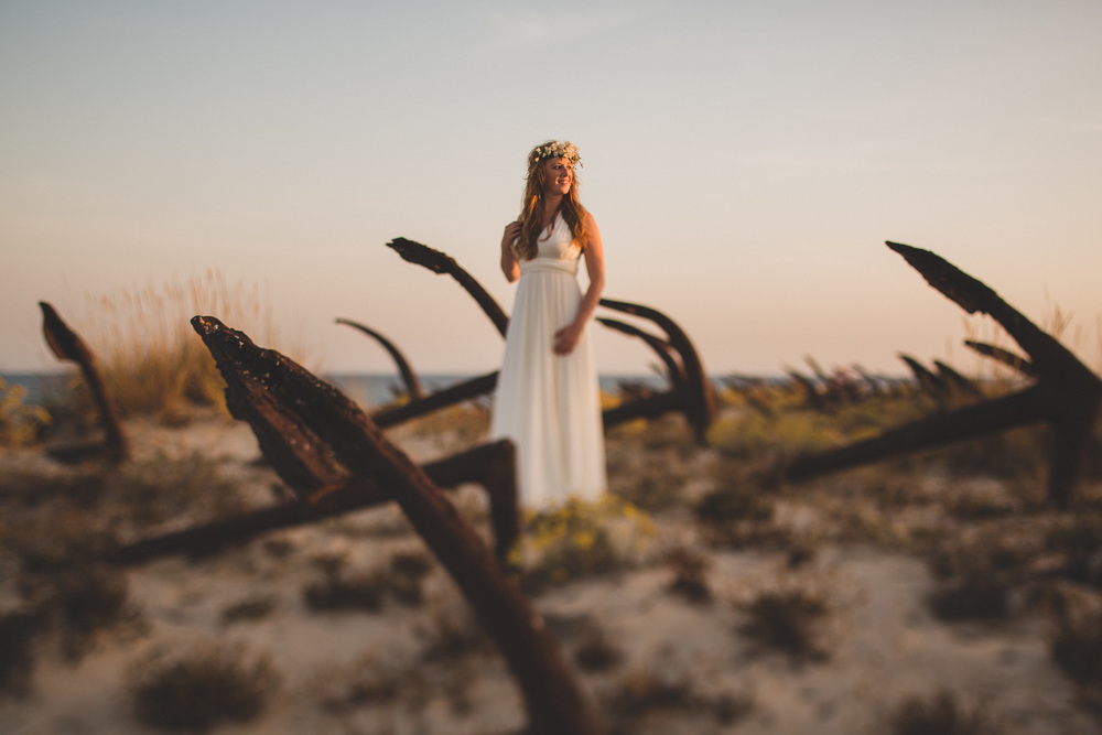 Portugal wedding photography anchors