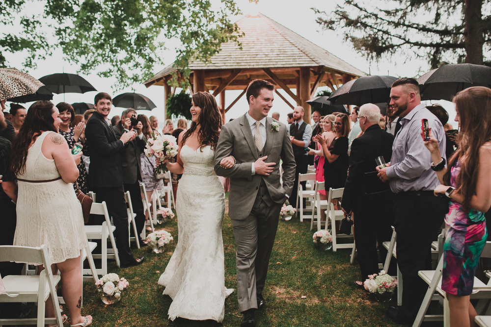 Outdoor wedding venues near Ottawa