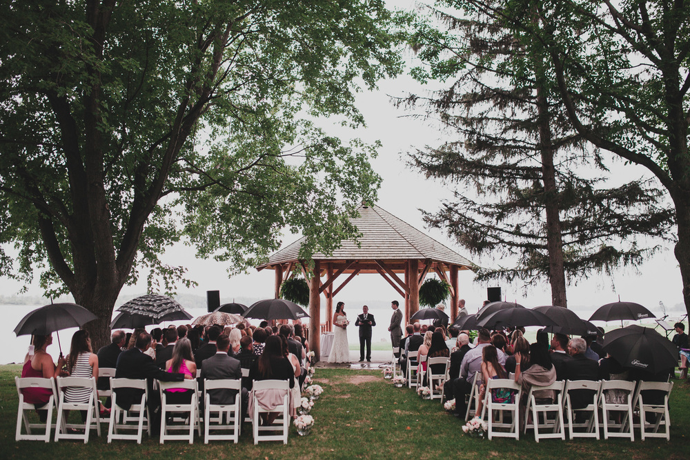 Outdoor Ceremony Venue, Ottawa and surrounding areas