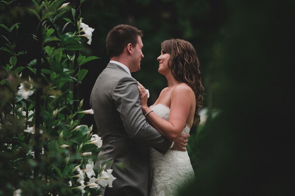 First Look, Ottawa Wedding Photographer