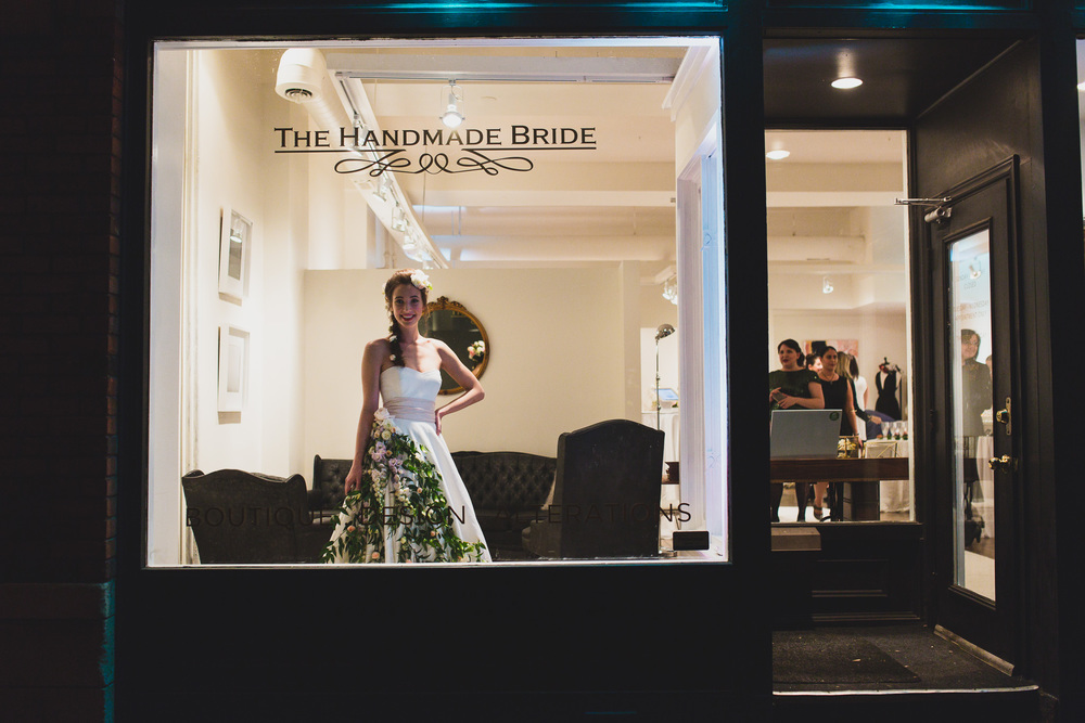 The Handmade Bride Ottawa Wedding Gowns