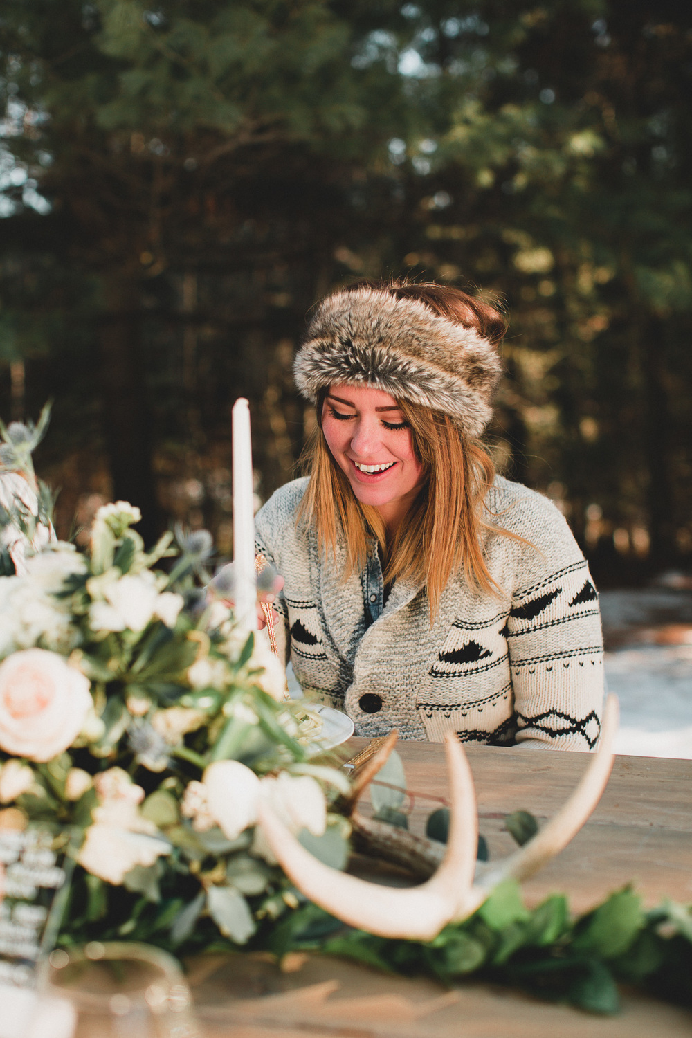 Brittany Frid, Satin & Snow, Wedding Planner and Design