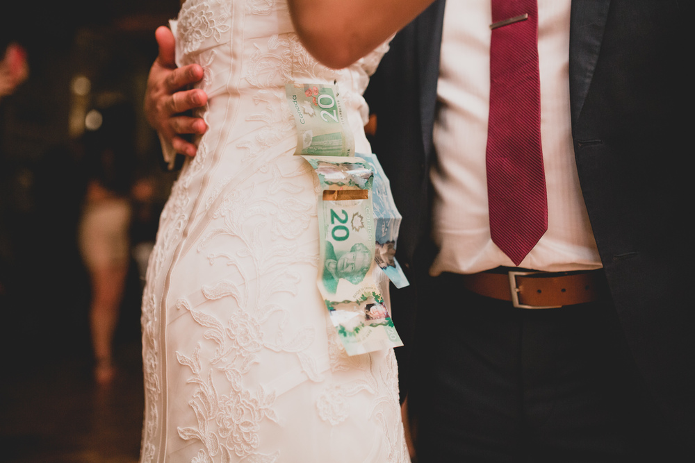 Filipino Wedding Tradition Money Dance