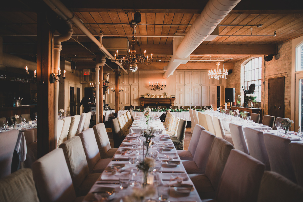 Alternative Industrial Wedding Venues Ontario
