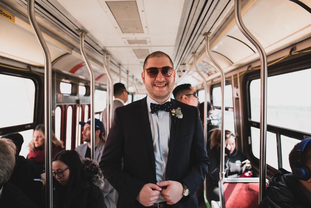 TTC Streetcar, Toronto Photographer