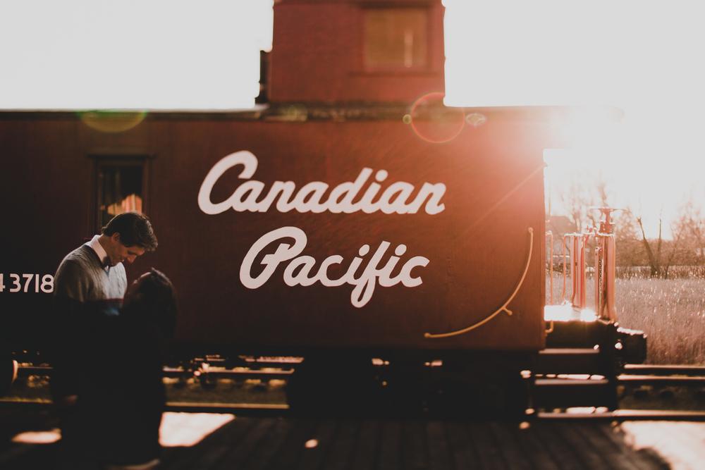 Jonathan Kuhn Photography Train