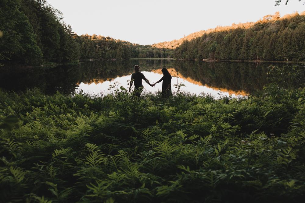 Nature Inspired Wedding Photography Ottawa Perth