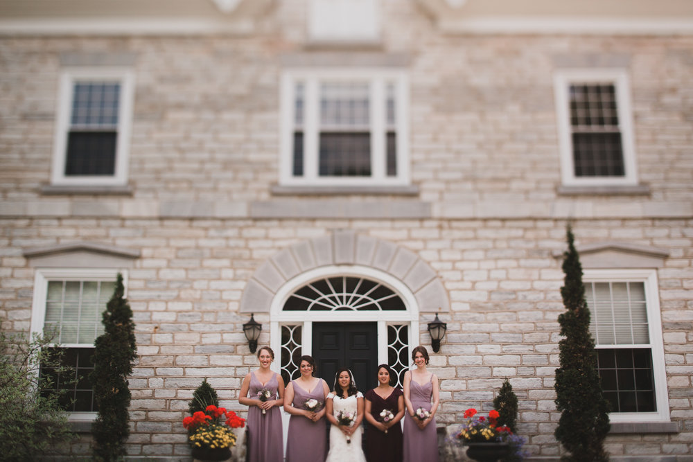 Clyde Hall Lanark Ontario Wedding