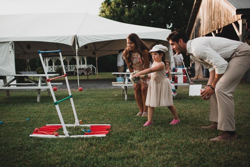 Lawn Games Cumberland Museum