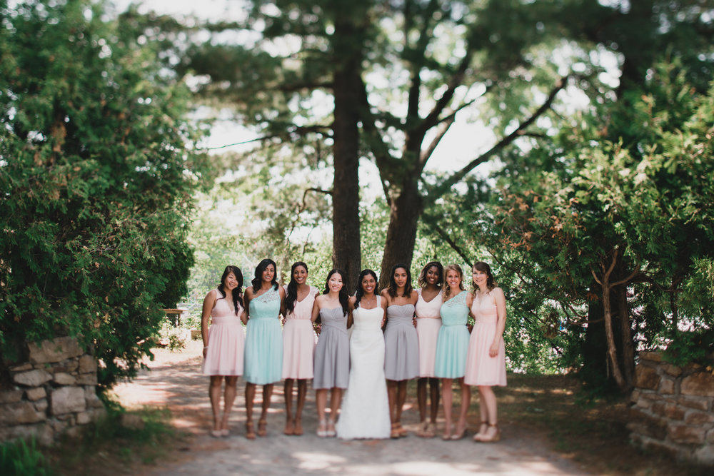 Tilt Shift TSE Bridal Portraits